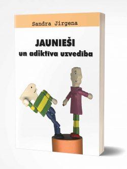 Sandra Jirgena, Jaunieši un adiktīva uzvedība