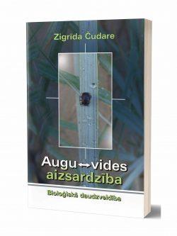 Zigrīda Čudare, augu un vides aizsardzība
