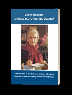 Zenta Mauriņa Eiropas tautu kultūras dialogā