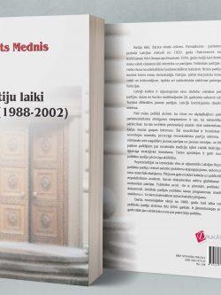 Imants Mednis, Partiju laiki Latvijā