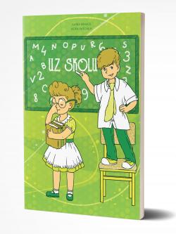 Antra Krauce, Nora Razgaila, Uz skolu